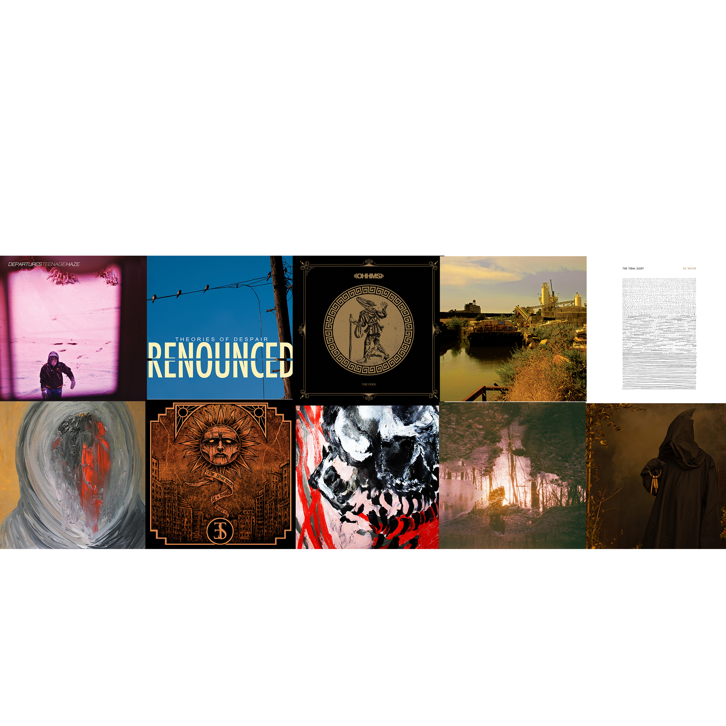 2017 CD release bundle (FREE UK POSTAGE)