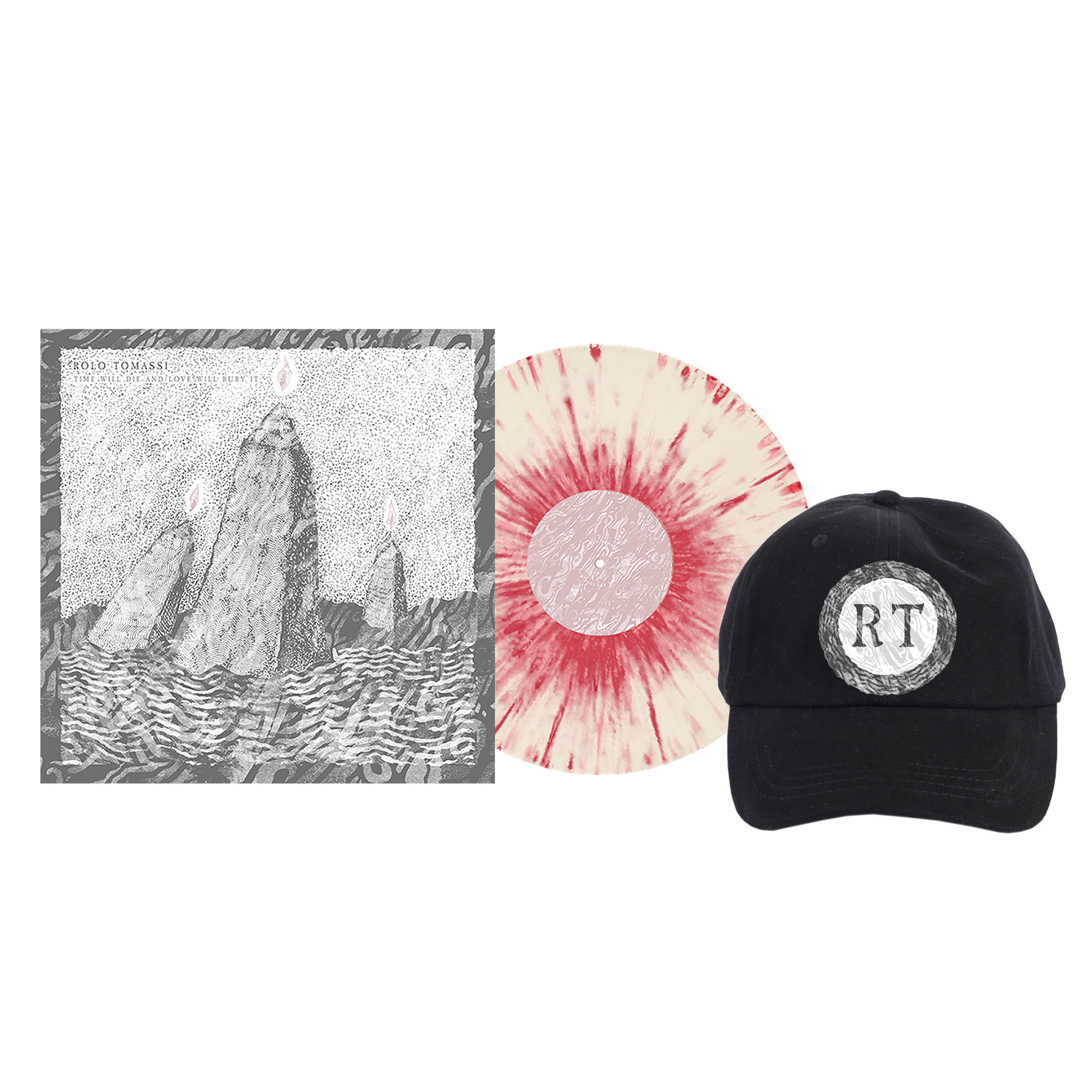 Rolo Tomassi - '...Love Will Bury It' 2xLP + cap