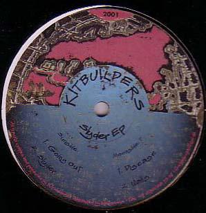 Kitbuilders – Slyder EP (World Electric)