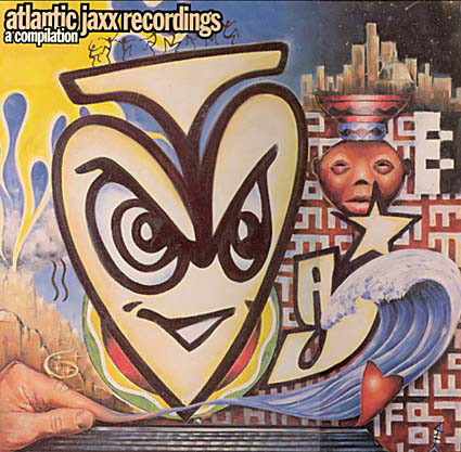 Various Artists ‎– Atlantic Jaxx Recordings - A Compilation 2 x 12
