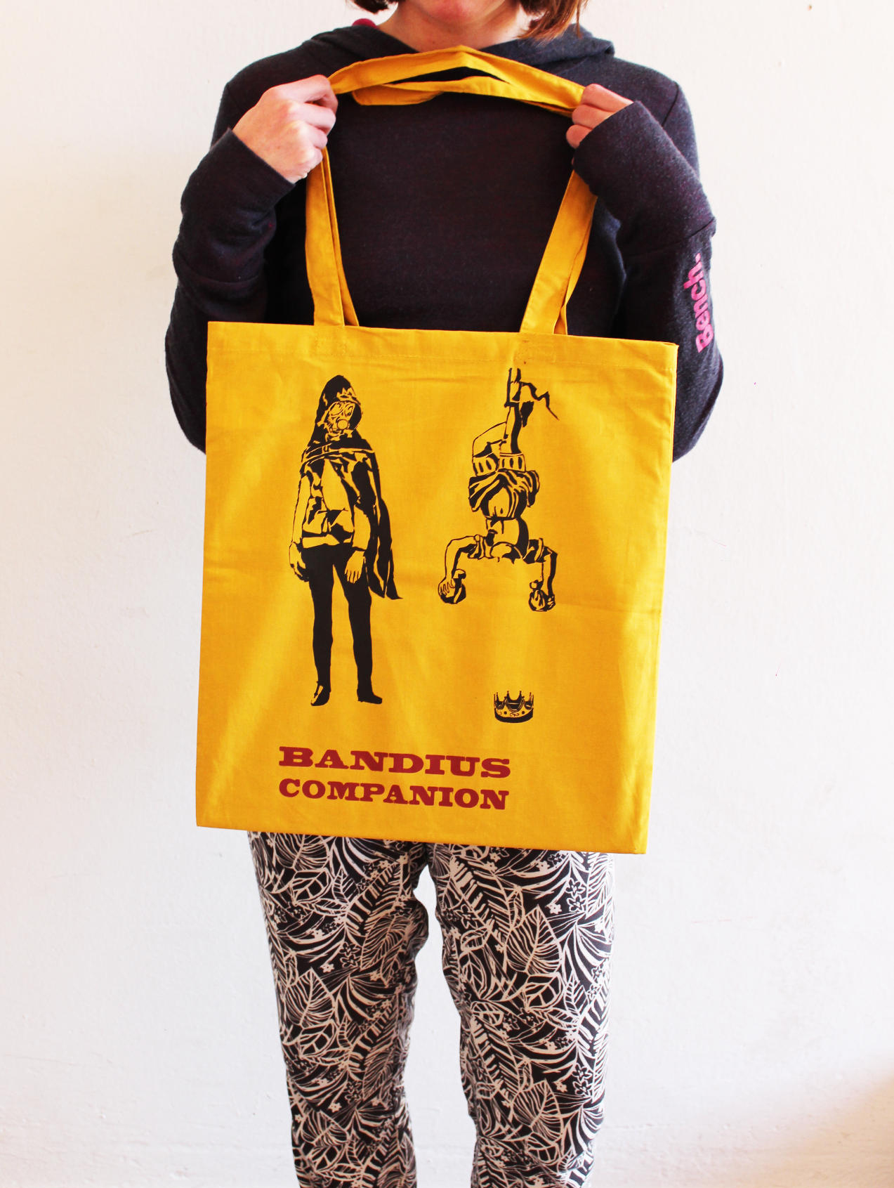 Bandius Companion TOTE BAG + MUSIC DOWNLOAD