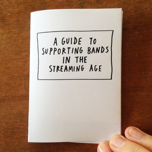 A Guide to Supporting Musicians in the Streaming Age