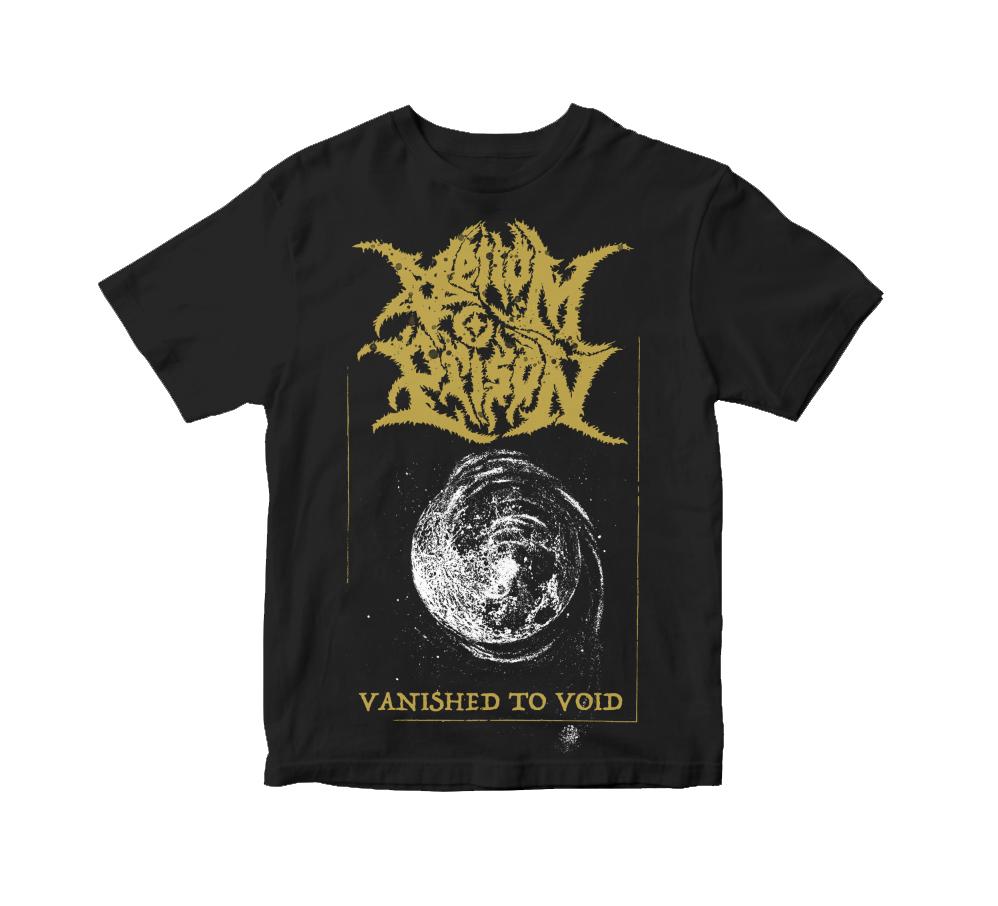 Venom Prison - Samsara shirt (Prosthetic Records)