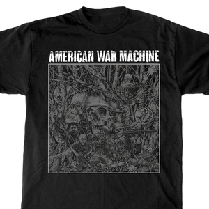 American War Machine 'Unholy War' T-Shirt