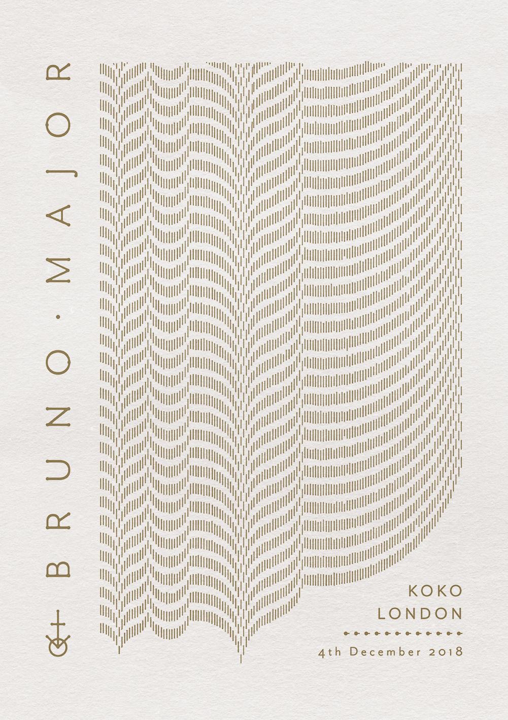 KOKO London Poster