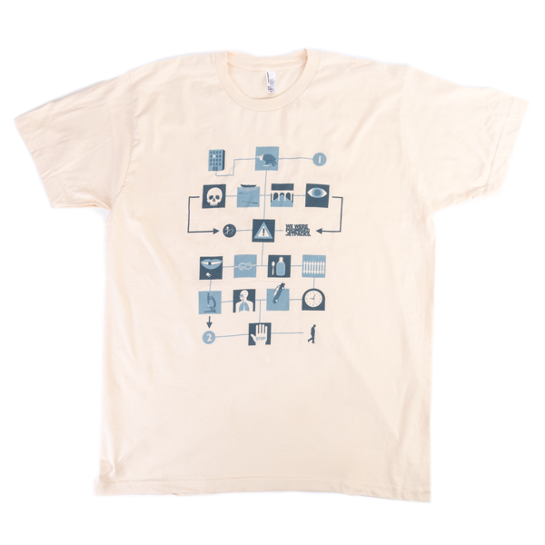 In The Pit of the Stomach Icons T-Shirt