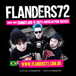 Flanders 72 - European Tour 2014 Compilation CD