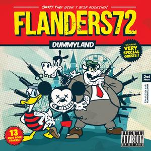 Flanders 72 - Dummyland CD
