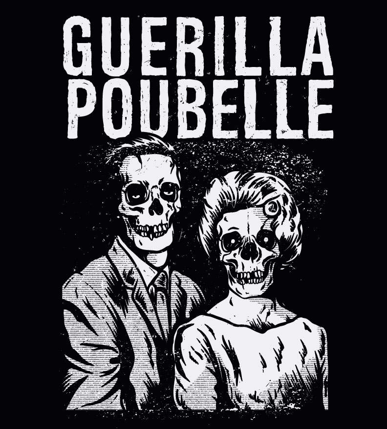 Guerilla Poubelle - TS they live