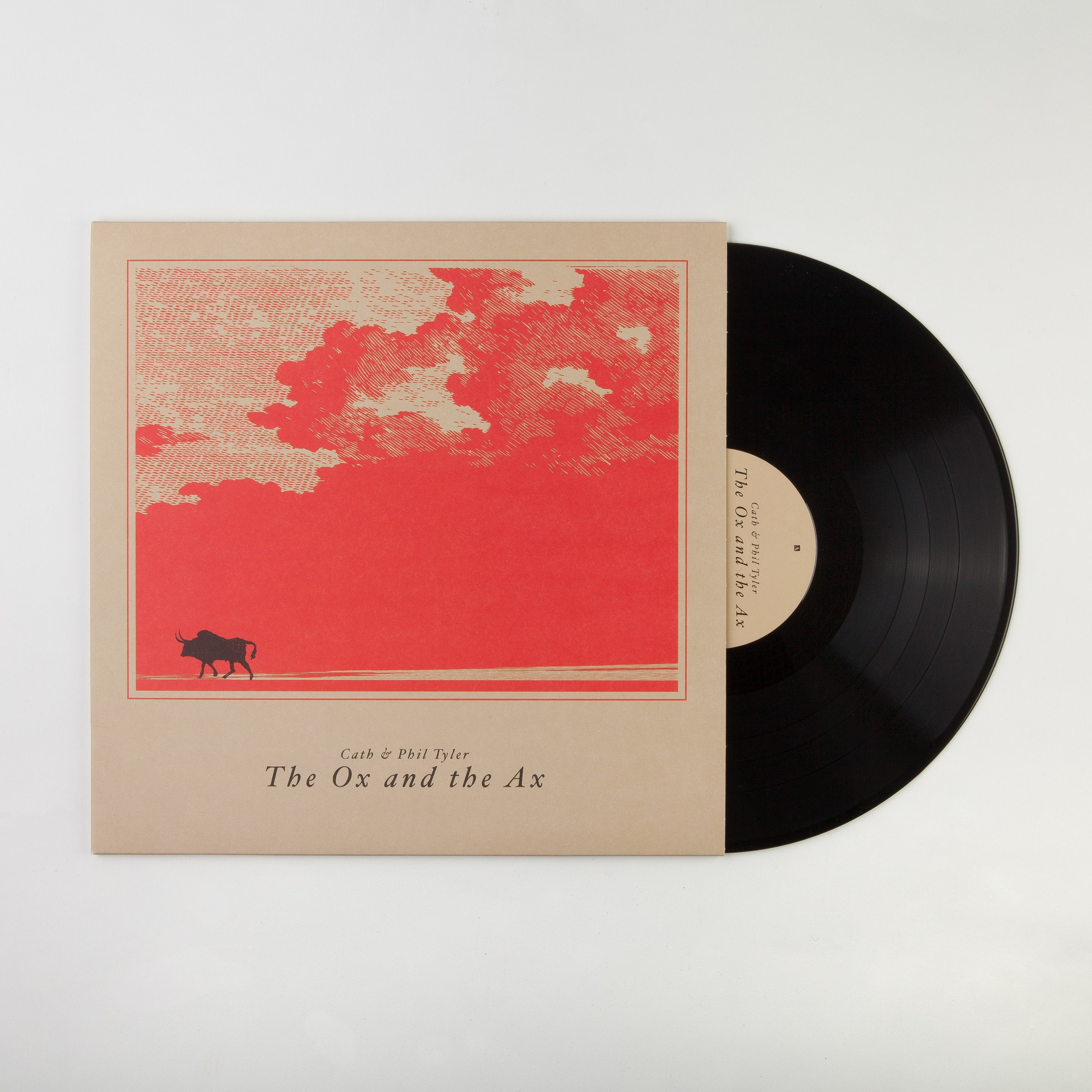 Cath & Phil Tyler – The Ox and the Ax <small>[THR003]</small>