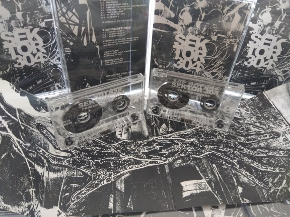 """Sektor 304 – """"Primary Interface & Transmissions"""" Double Tape"""