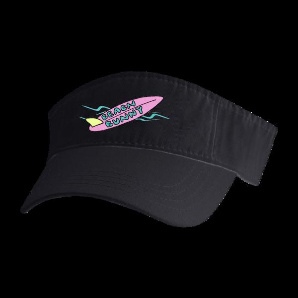 Surfboard Visor (Black)