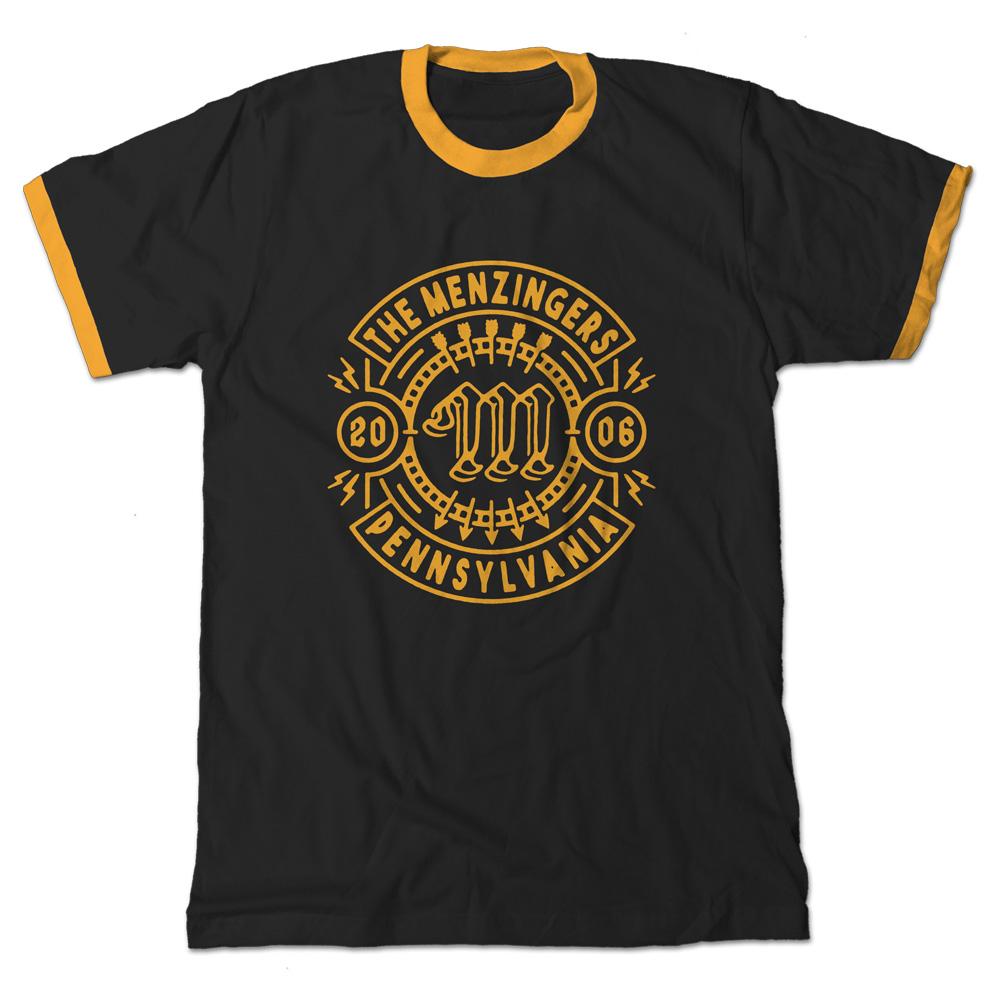 Monogram Ringer T-Shirt