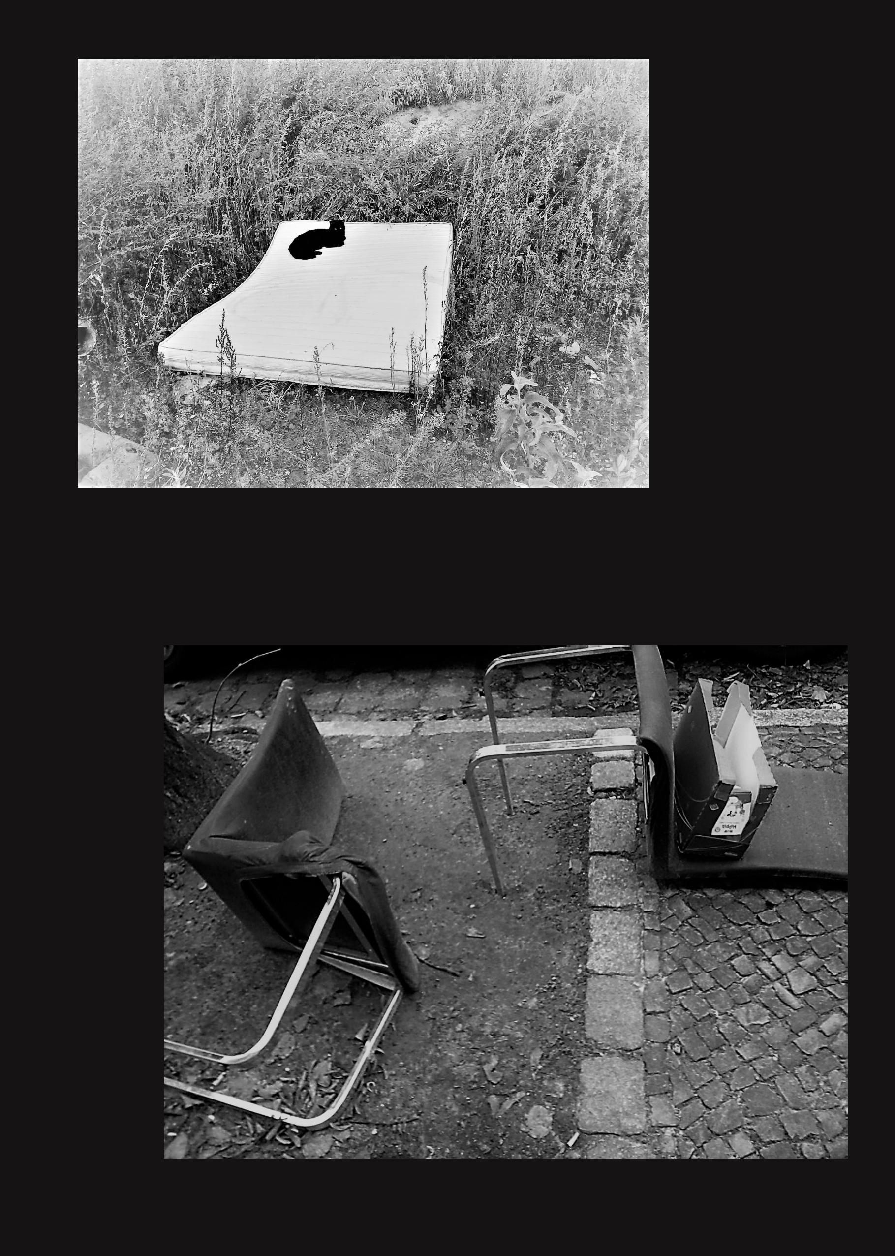 Berlin Trash City | Photozine | A5