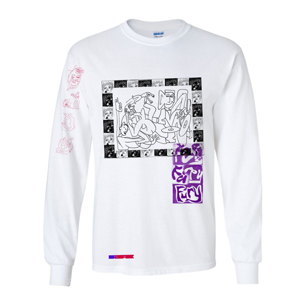Fury - Illustration Long Sleeve Shirt