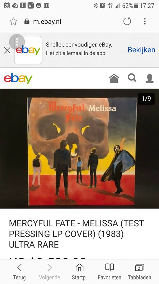 Nuclear War Now! Productions :: View topic - Mercyful Fate