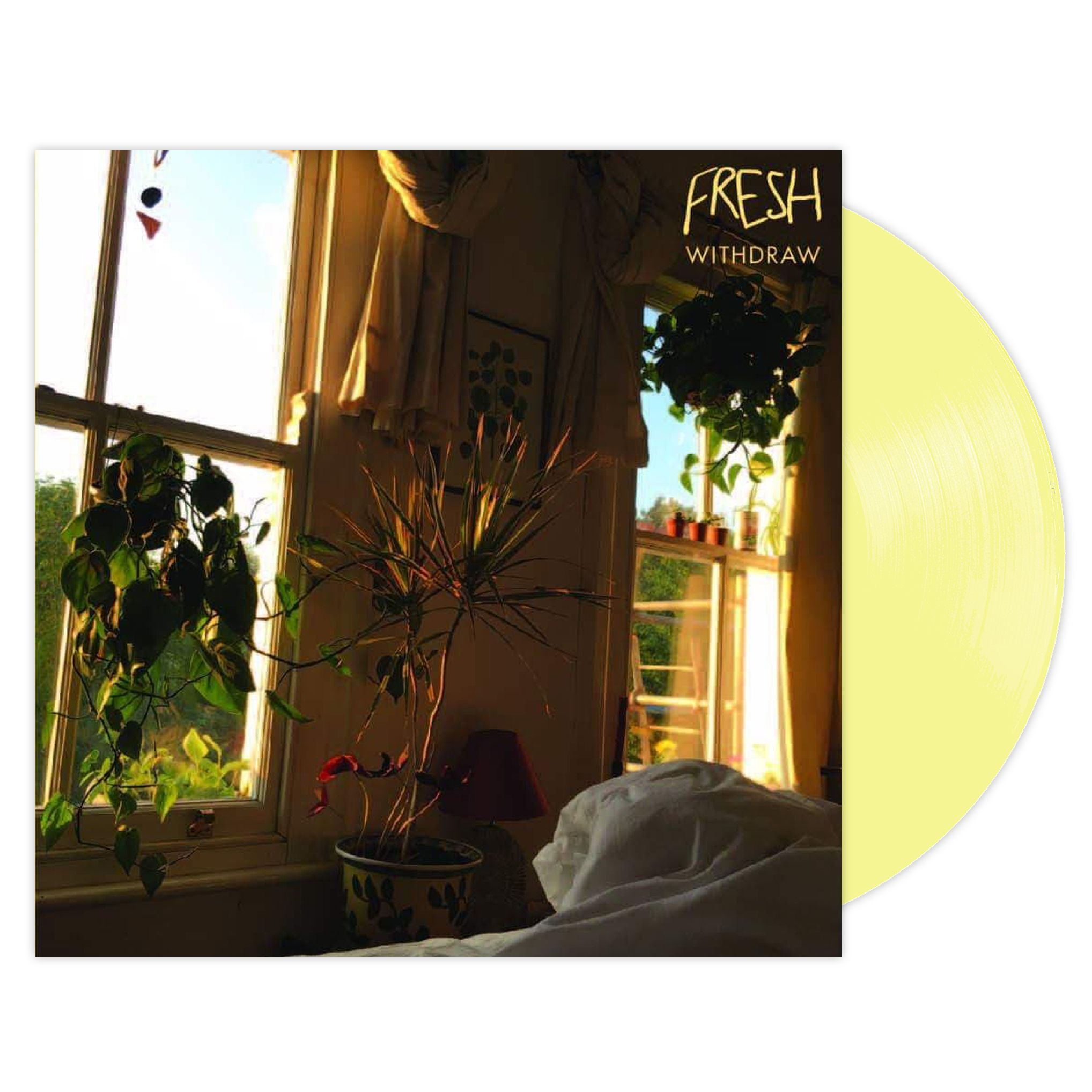 Fresh - Withdraw LP / CD