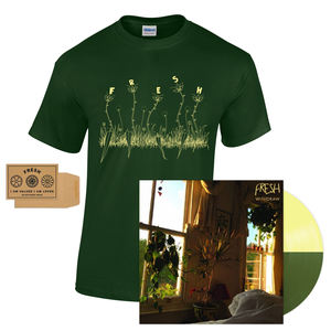 Fresh - Withdraw LP / CD & Shirt