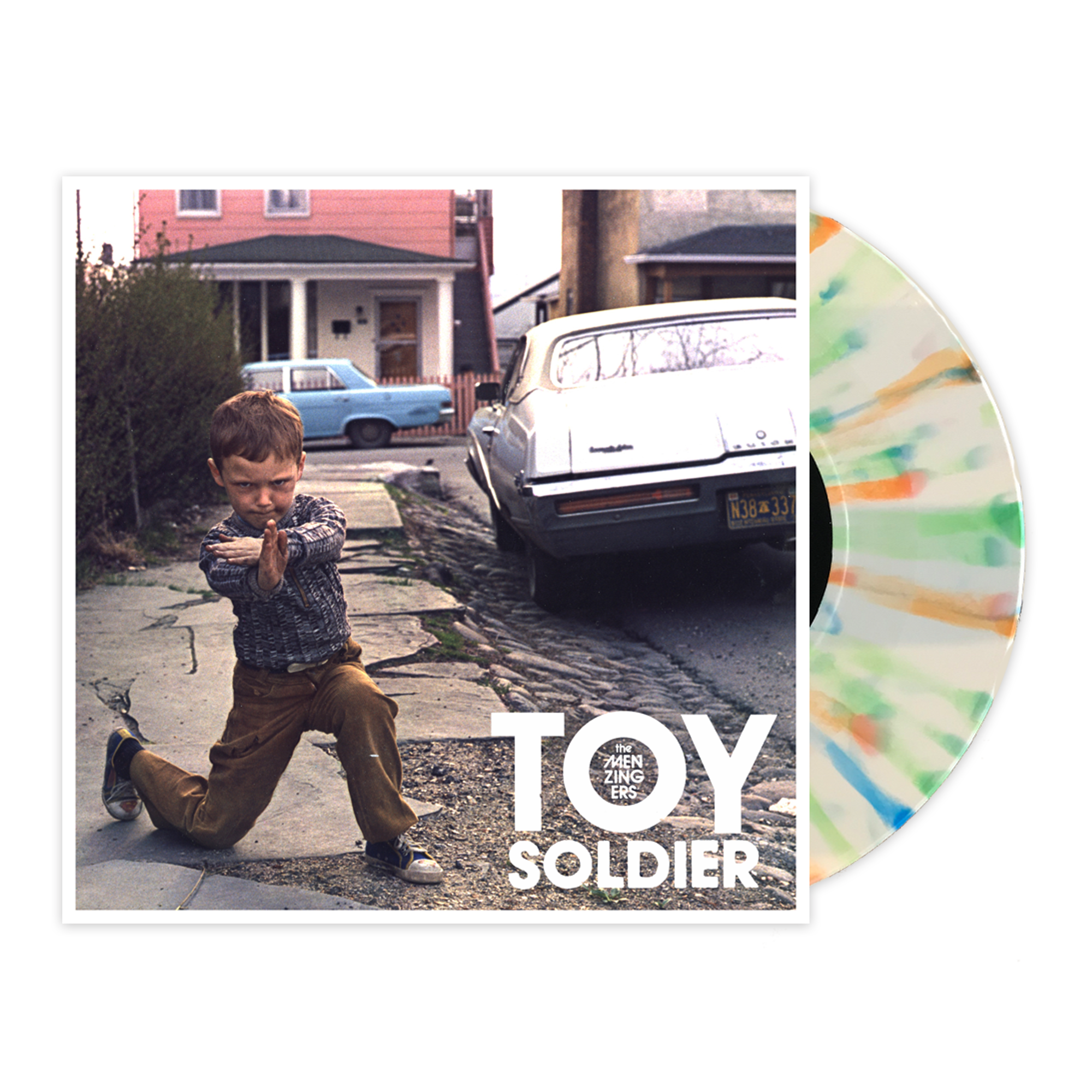 Toy Soldier/The Freaks 7