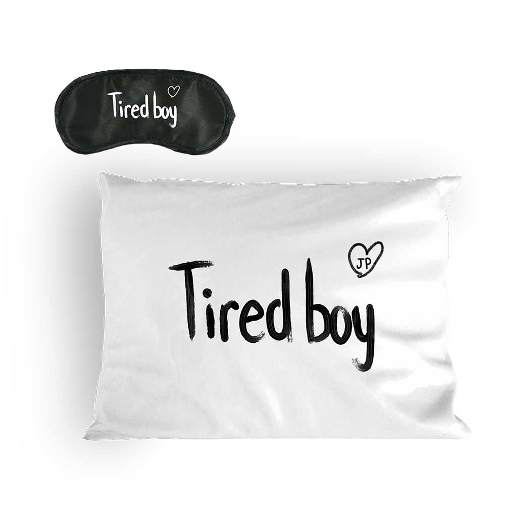 Tired Boy Sleep Kit