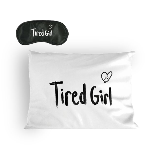 Tired Girl Sleep Kit