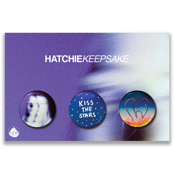 Hatchie Pin Pack