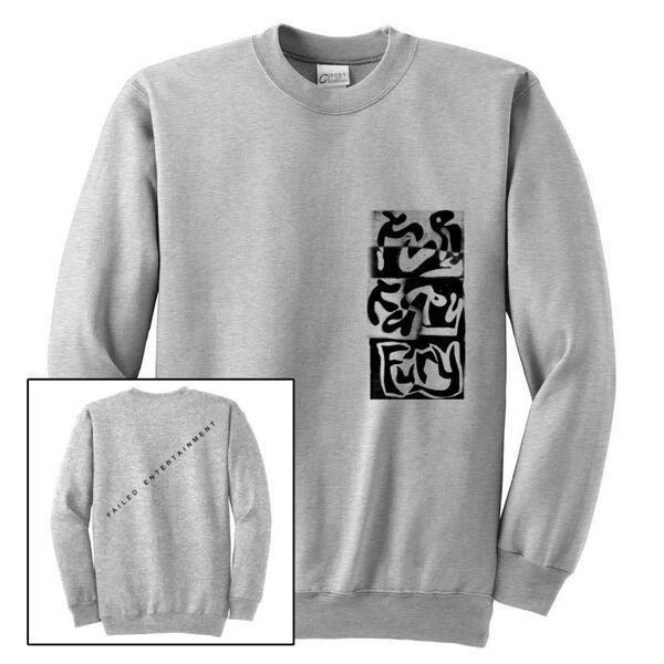Fury - Logo Crewneck Sweatshirt