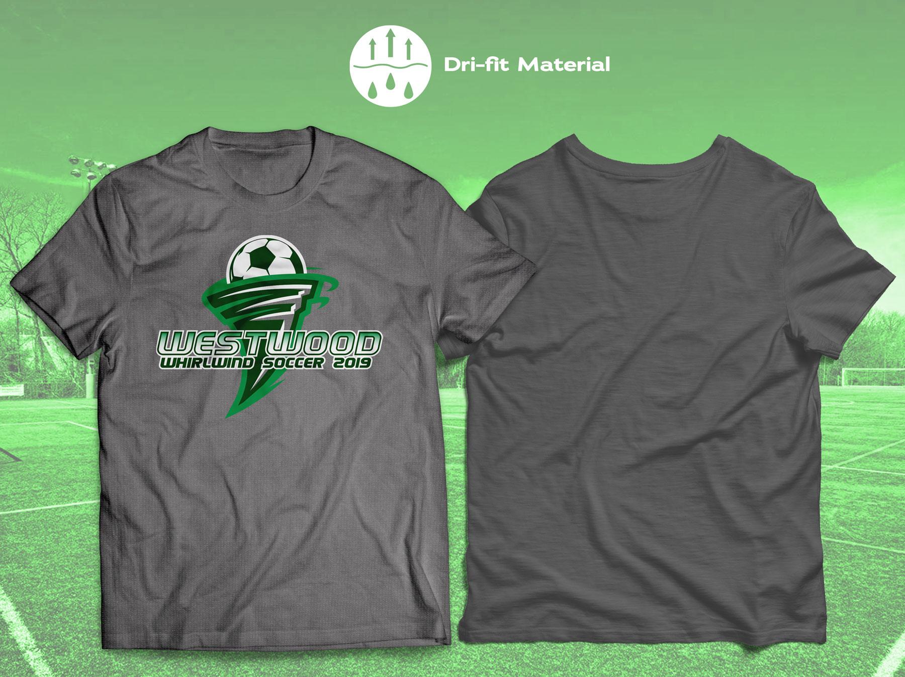Westwood Soccer Dri Fit Short Sleeve