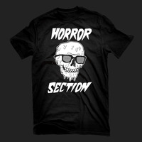 236d57d42 Horror Section - NEW! - VHS Baseball Tee - Pre-Order
