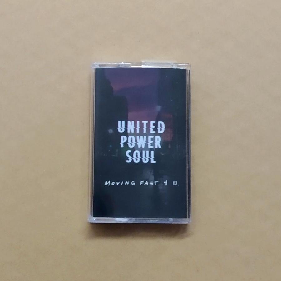 Zaftig Records // United Power Soul - Moving fast 4 u //