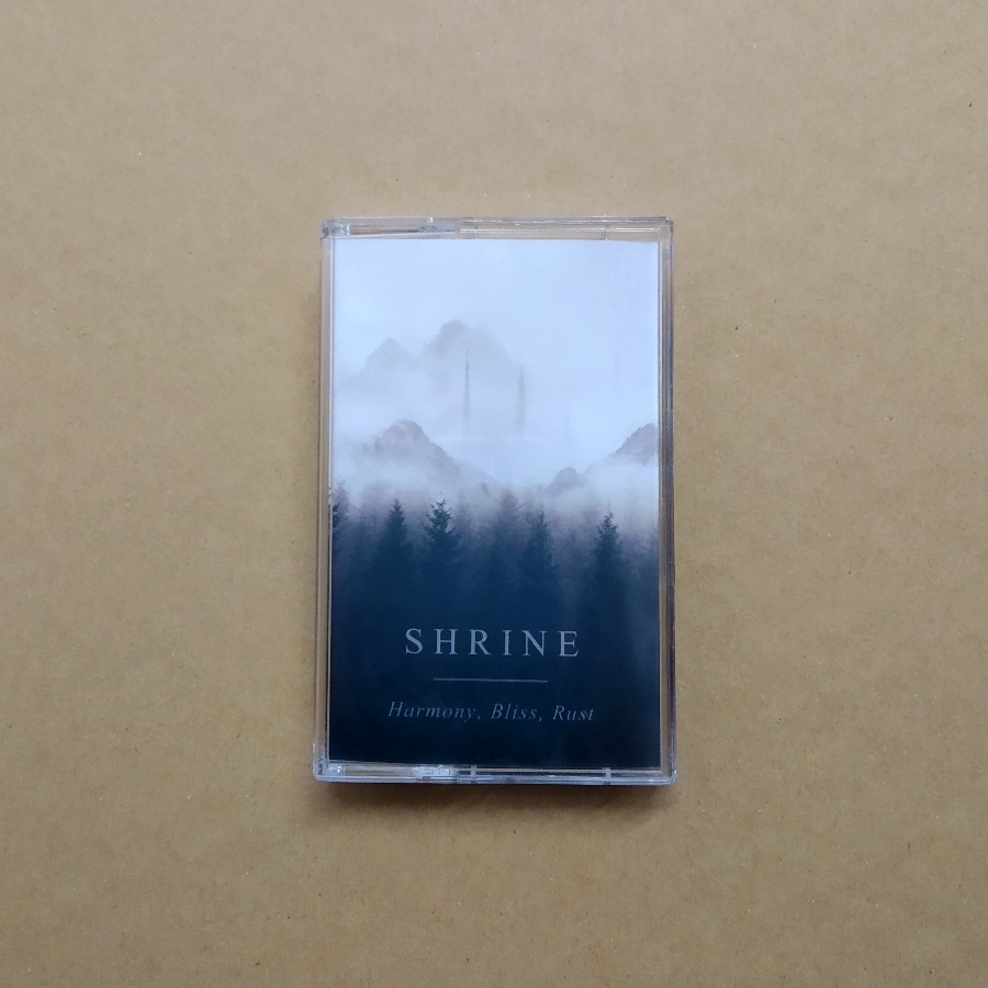 Amek Collective // Shrine - Harmony, Bliss, Rust //