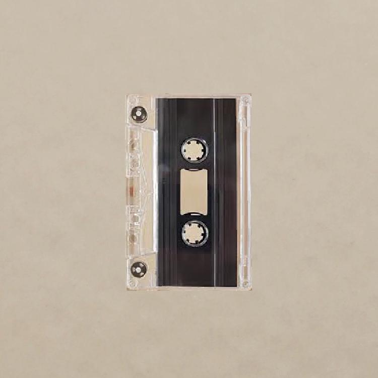 Blank Chrome Cassettes