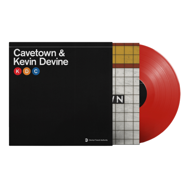 Cavetown x Kevin Devine Devinyl Splits No. 11