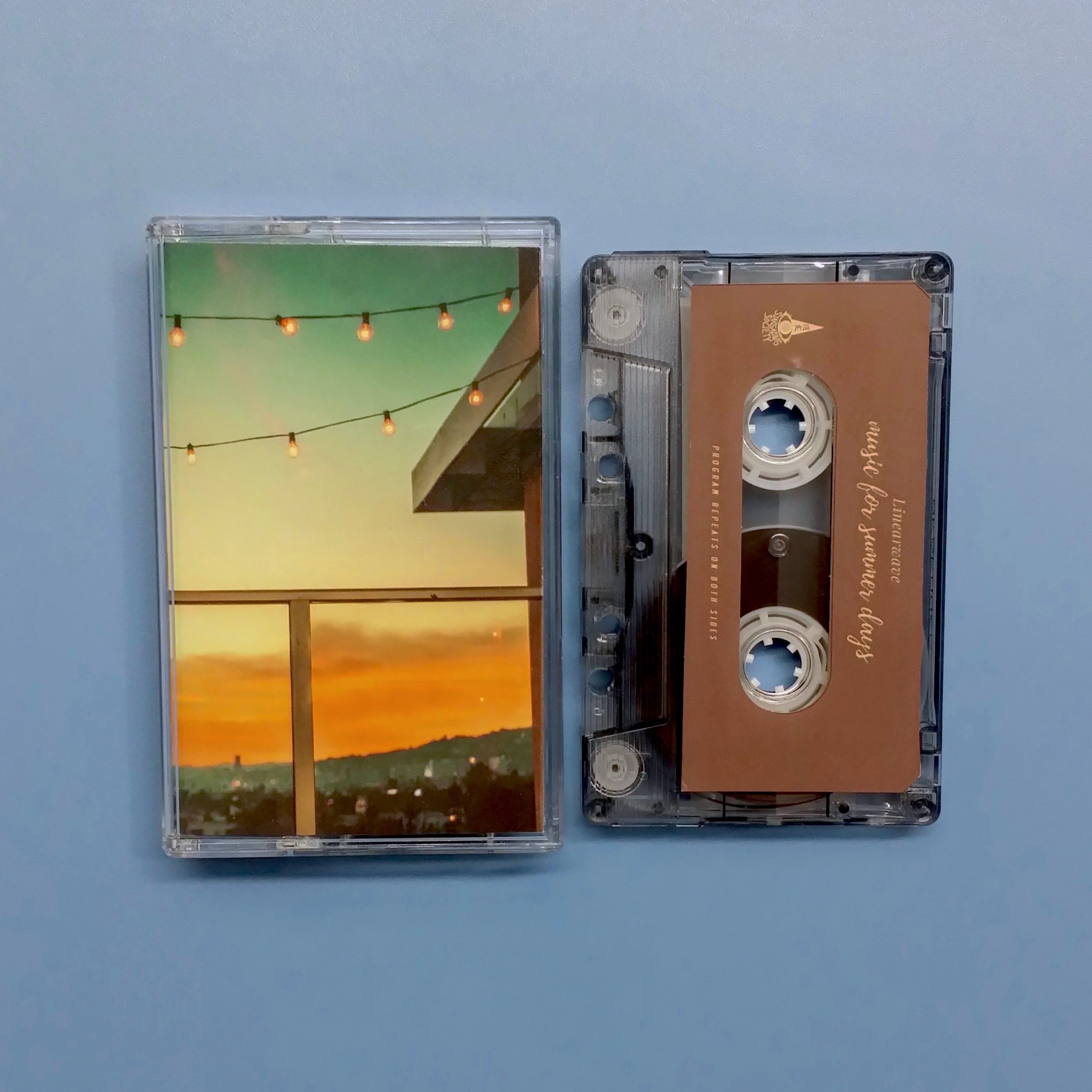 Linearwave - Music for Summer Days (Genjitsu Stargazing Society)