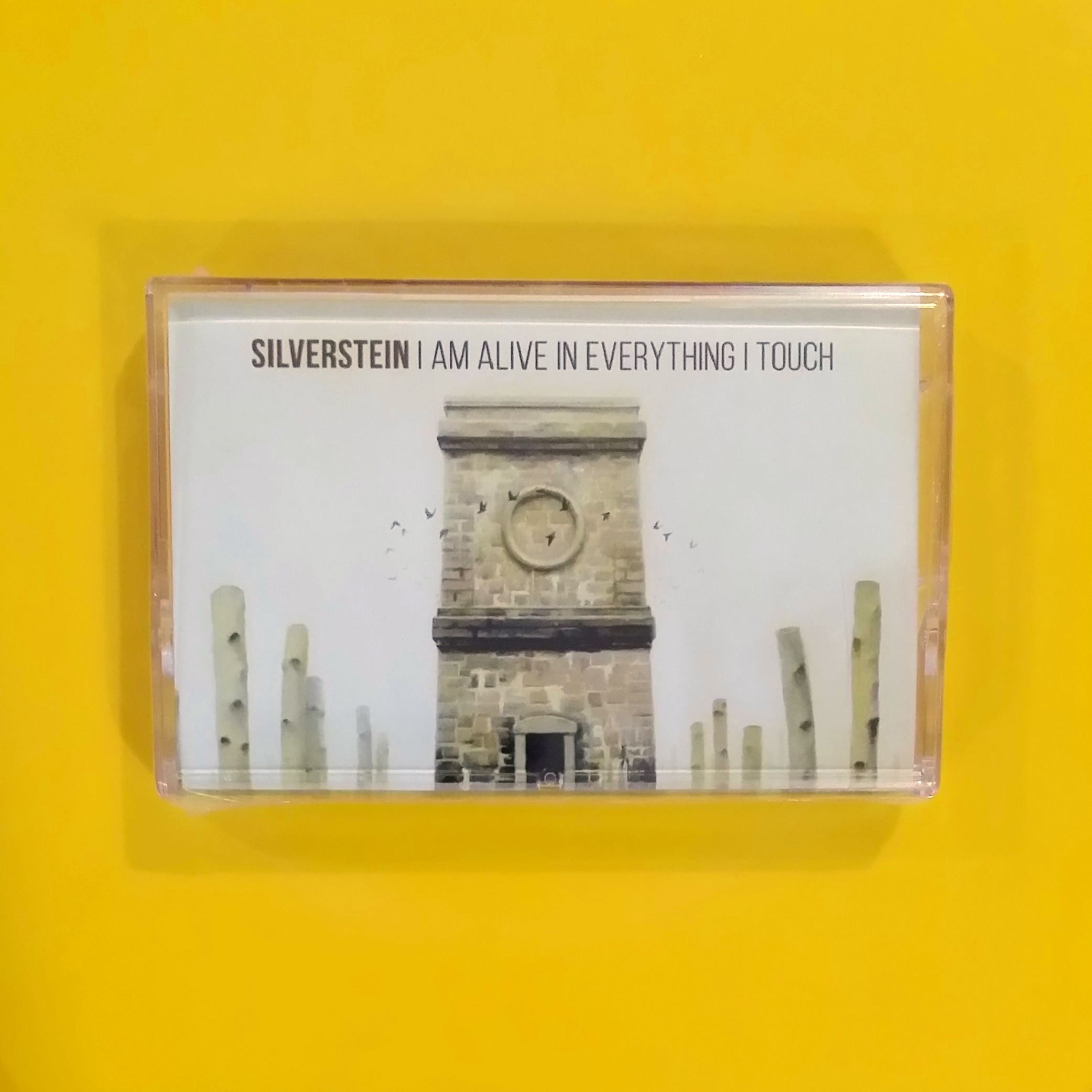 Silverstein - I Am Alive in Everything I Touch (Rise Records)