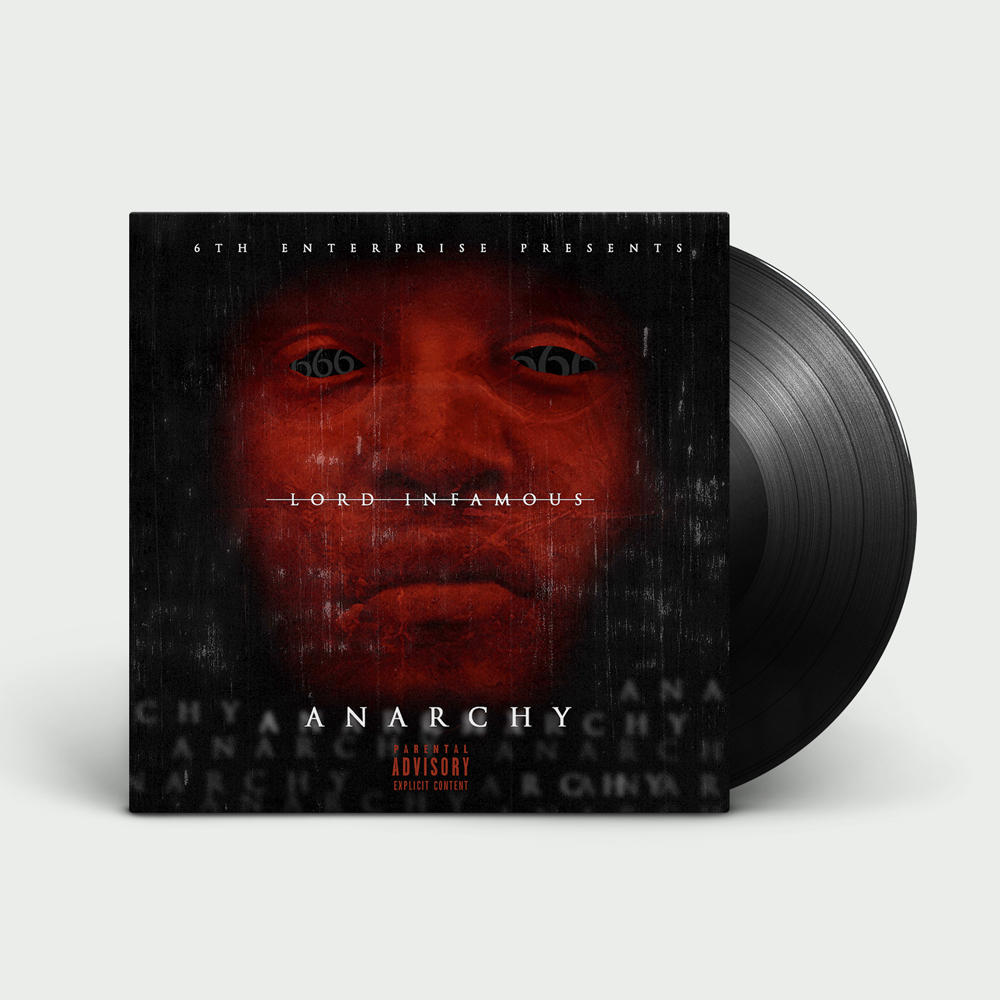 Lord Infamous - Anarchy (Vinyl)