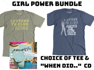 Girl Power Bundle: Girl Power Tee & CD