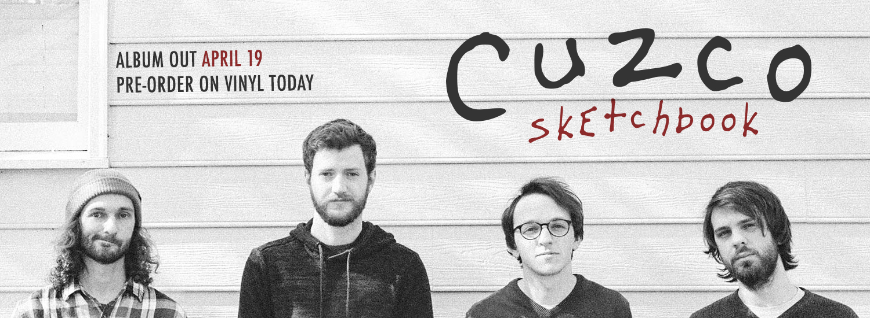 Cuzco - Sketchbook // Announce