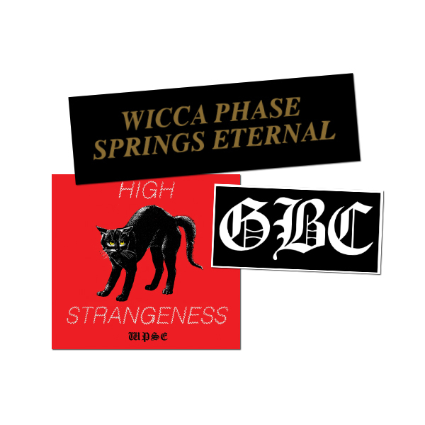 Wicca Phase Springs Eternal - Sticker Pack