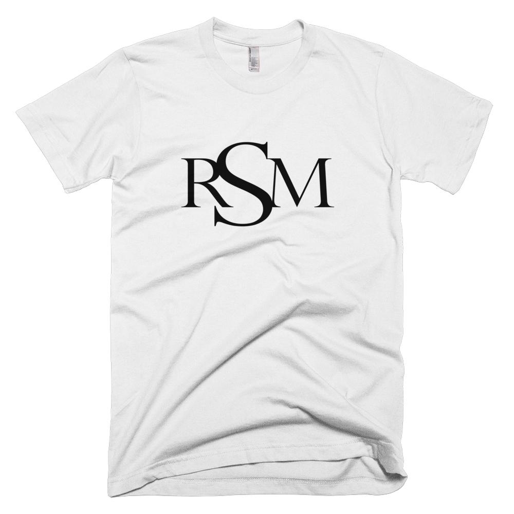T-Rock - RSM Logo T-Shirt (White)