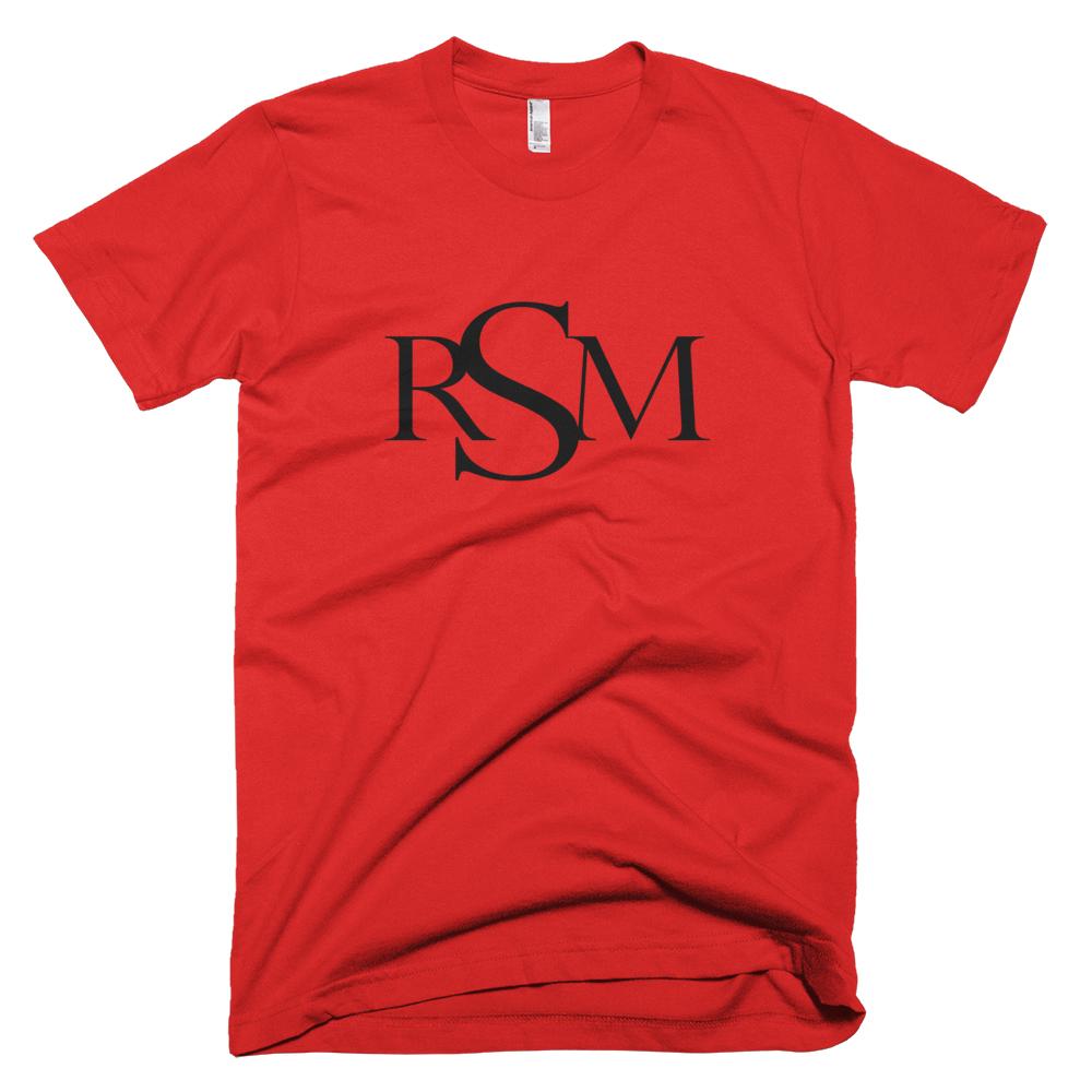 T-Rock - RSM Logo T-Shirt (Red)