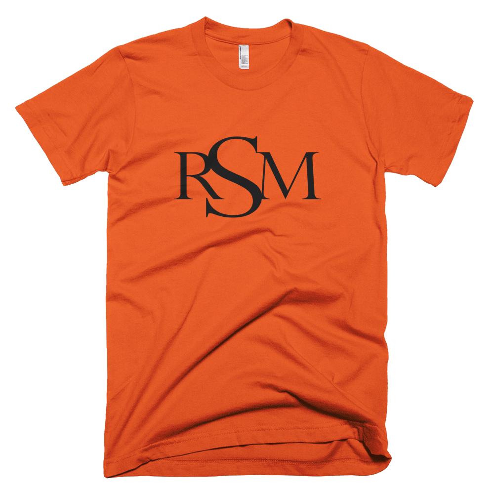 T-Rock - RSM Logo T-Shirt (Orange)