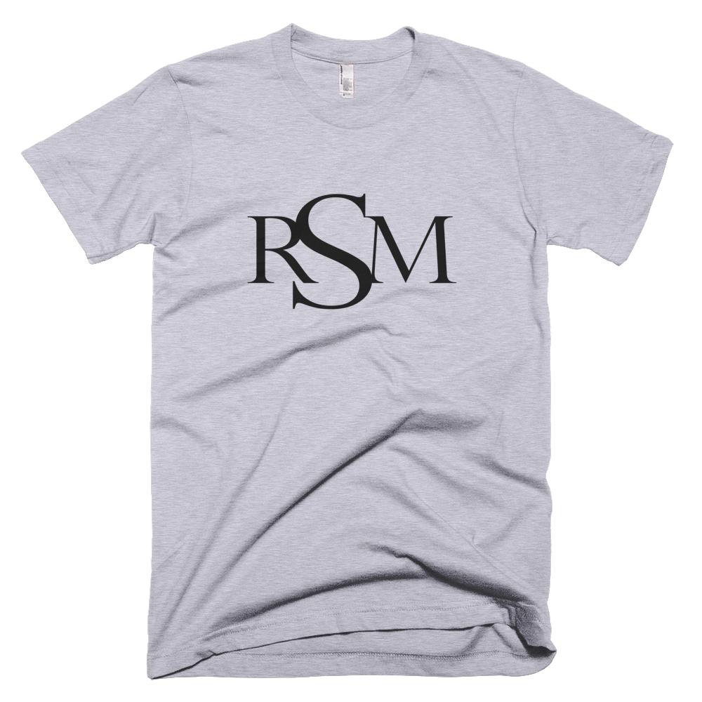 T-Rock - RSM Logo T-Shirt (Heather Grey)