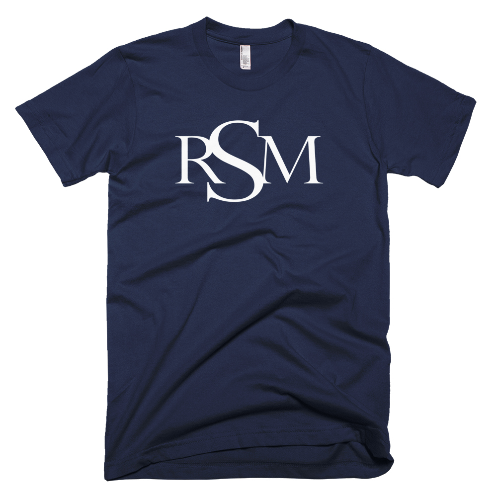 T-Rock - RSM Logo T-Shirt (Navy)