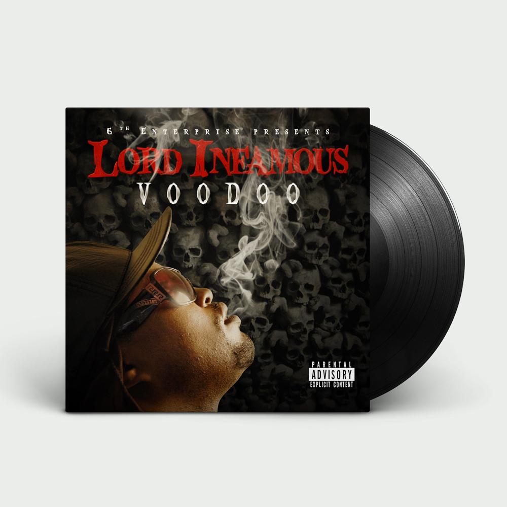 Lord Infamous - Voodoo (Vinyl)