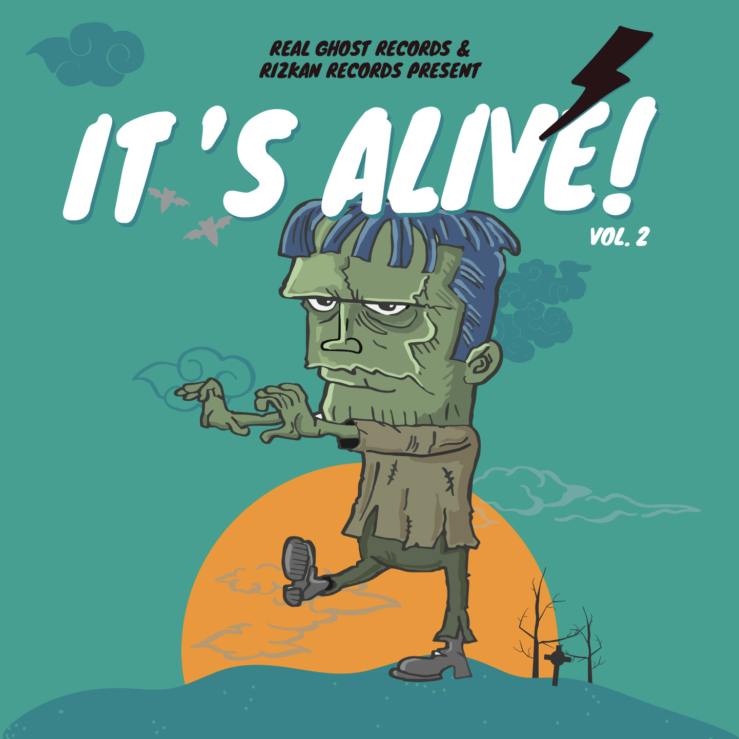 IT'S ALIVE! VOL. 2 feat Rizkan Records