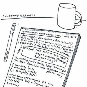 Courtney Barnett - Everybody Here Hates You 12