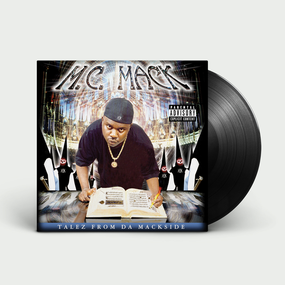 M.C. Mack - Talez From Da Mackside (Vinyl)