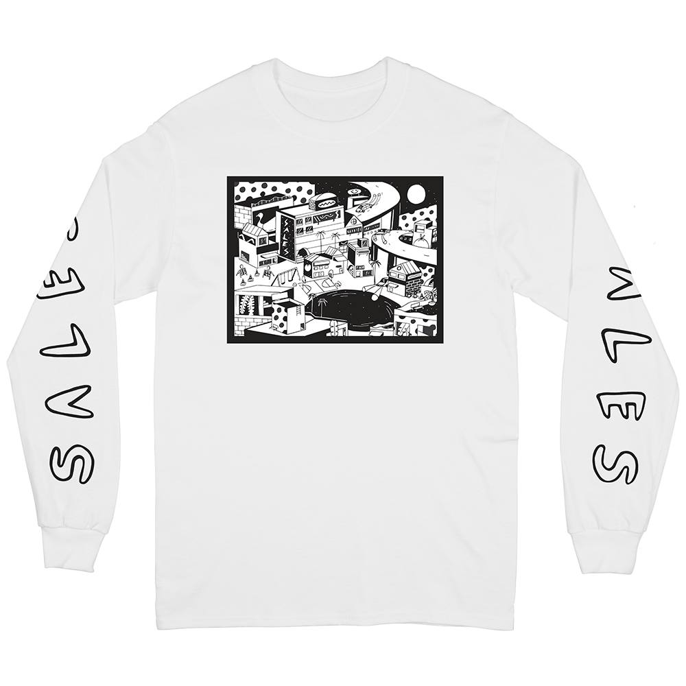 SALES Universe Long Sleeve Tee