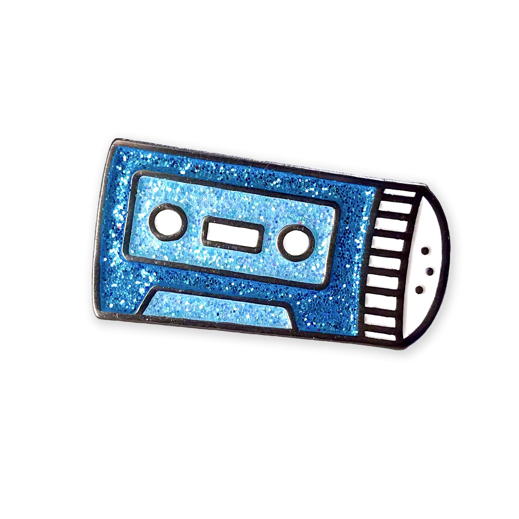 BSR Enamel Pin